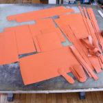 大きなトートバッグ制作工程3